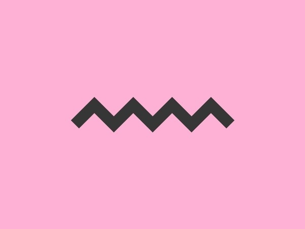 Cody Paulson #abstract #vector #line #minimal #art #pastel