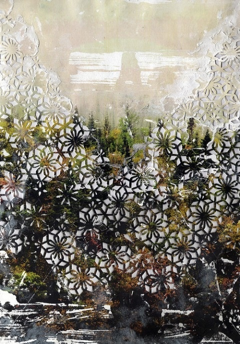 Elise Wehle   PICDIT #pattern #photo #design #art #collage