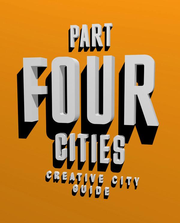 Elephant Magazine, Issue 5 Matt Willey #title #3d #cities #guide