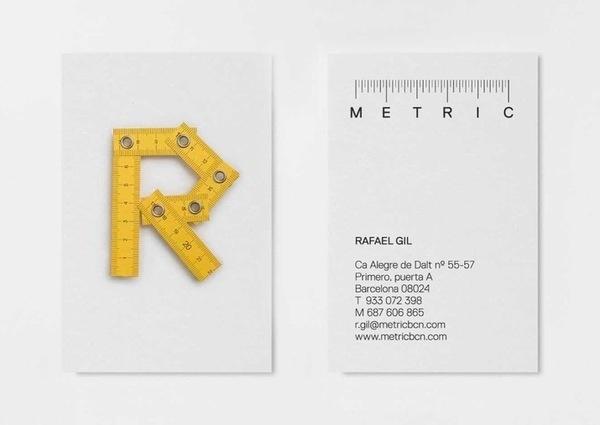 Metric Integra (Identity) by Lo Siento Studio, Barcelona #print #metric