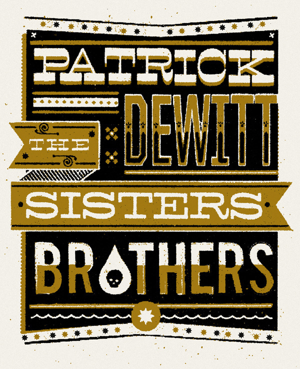 sisters_bro #type #poster #typography