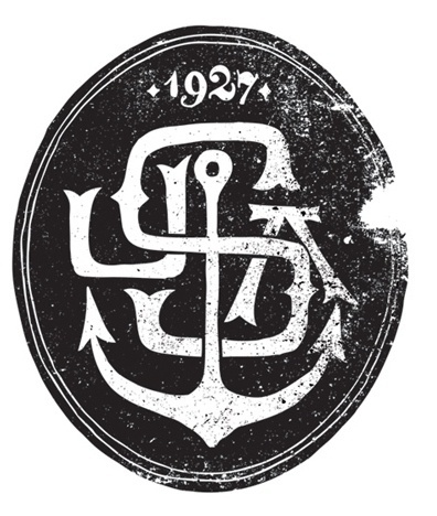 GreyHandGang™ #logo #badge #nautical