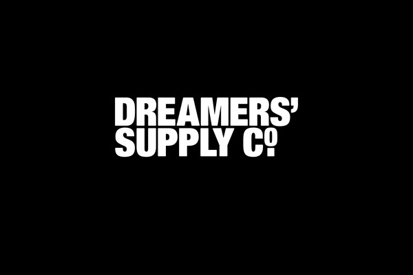 Build— Dreamers' Supply Co. #logo #identity