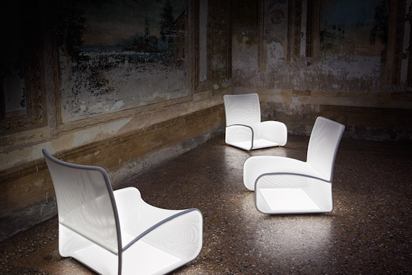Chmura światła od Natevo | SPEND IT #interior #furniture #light #armchair