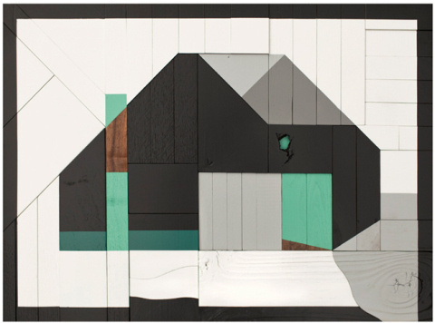 Drew Tyndell   PICDIT #sculpture #design #wood #painting #art