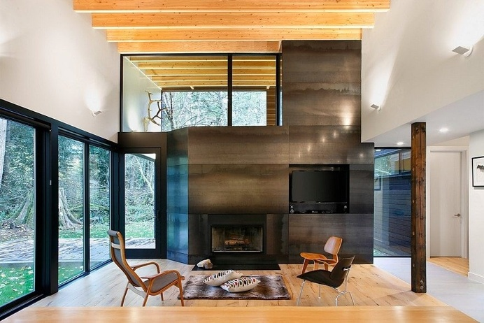 White River House by Robert Hutchison Architect 8