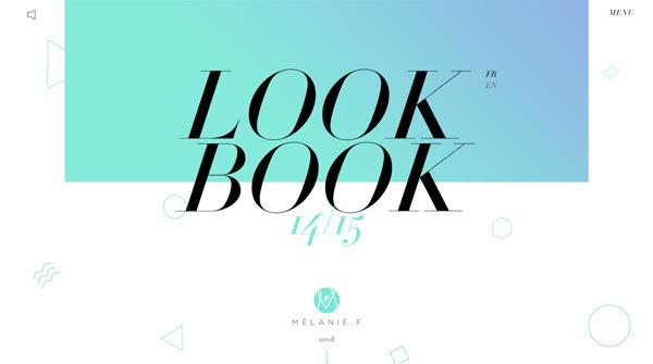 Melanie F – Lookbook 2014/2015