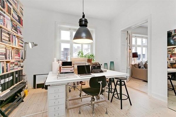 Best Interior Design Arbetsrum Sovrum Stockholm images on ...