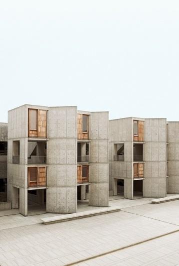 theblog #concrete #kahn #salk #building #architecture #for #louis #studies #institute #biological