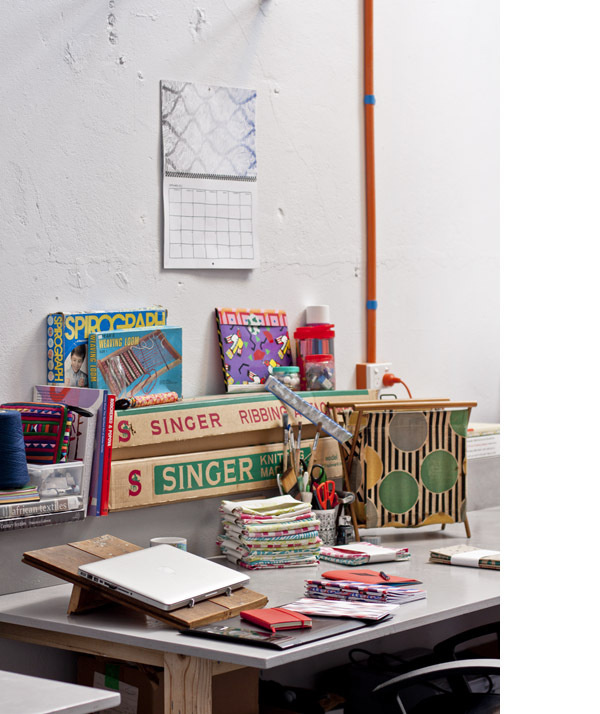 FullDropCo.desk #print #design #book #identity #singer