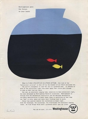 All sizes | Westinghouse Ad | Flickr - Photo Sharing! #tech #ads #design #graphic #science
