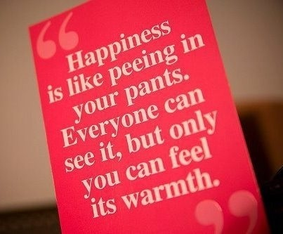 A Great Happiness Quote #inspiration #quotes #typography