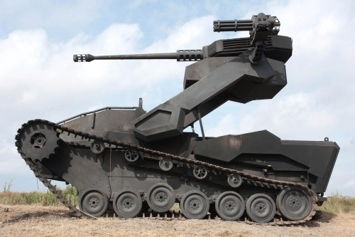 OTAKU GANGSTA #gun #weapon #tank