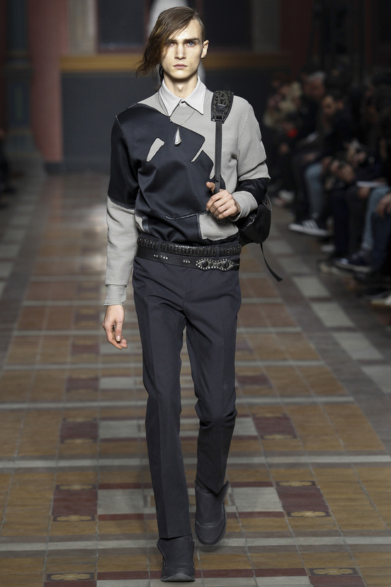 LANVIN Fall/Winter 2014-2015 #mens