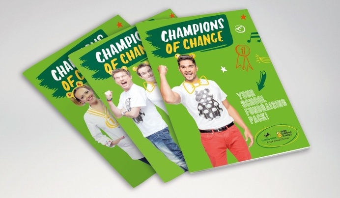 fivefootsix - Champions of Change #brand #corporate