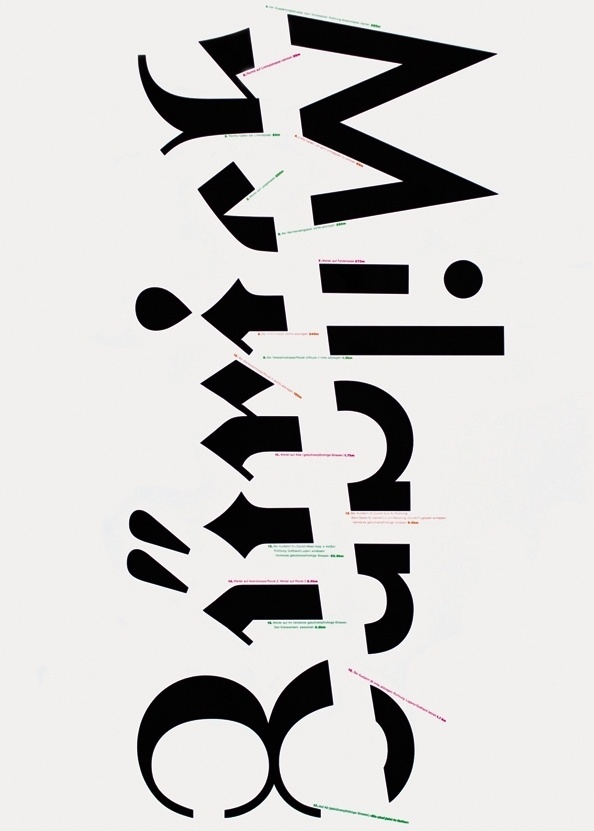 The Far Left #typography