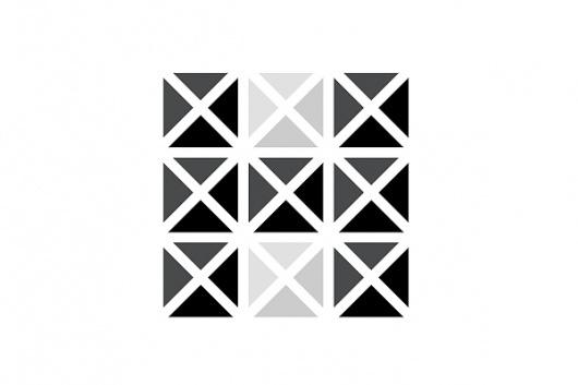Logo Designs on the Behance Network #frame #white #photo #kelava #black #geometric #josip #square #jaykay #and #logo