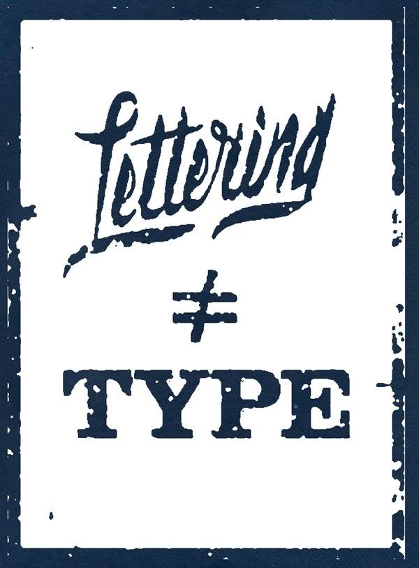 LETTERCULT #vintage #typography