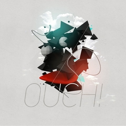 Xplodehead by emred - Screenfunk #illustration #design #minimal