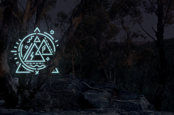 Neon Wilderness on Behance - Olivia King #australia