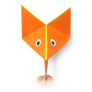 How to make a simple origami fox (http://www.origami-make.org/howto-origami-fox.php)