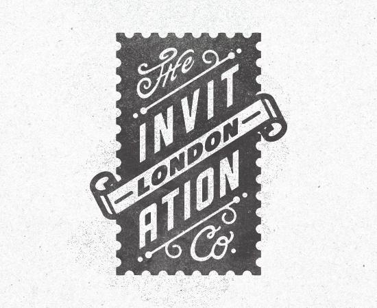 The Invitation Company #stamp #invitation #the #company #type