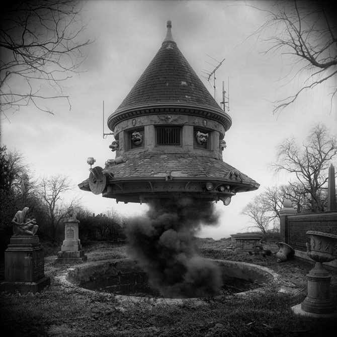Hyper Collage Photography by Jim Kazanjian #inspiration #photography #manipulations