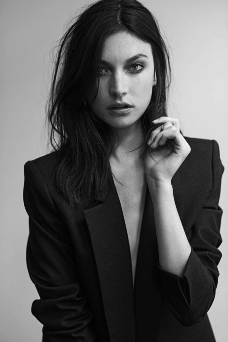 Jacquelyn Jablonski by Eric Guillemain #fashion #model #photography #girl