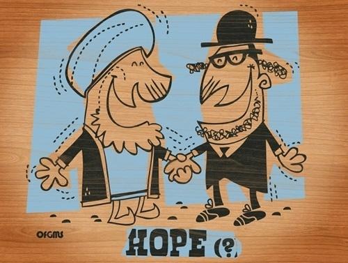 ilustración / dibujo, diseño web y camisetas   OFGMS   olivier fritsch gomez #hope