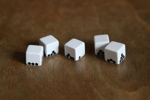 FFFFOUND! #dice #idea #unusual