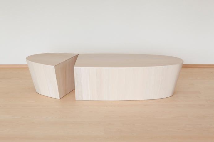 Heavy and Light Table by Masatoshi Hirai