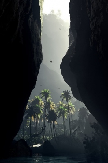 http://sunlight-dripping.tumblr.com/post/6060520577 #light #landscape