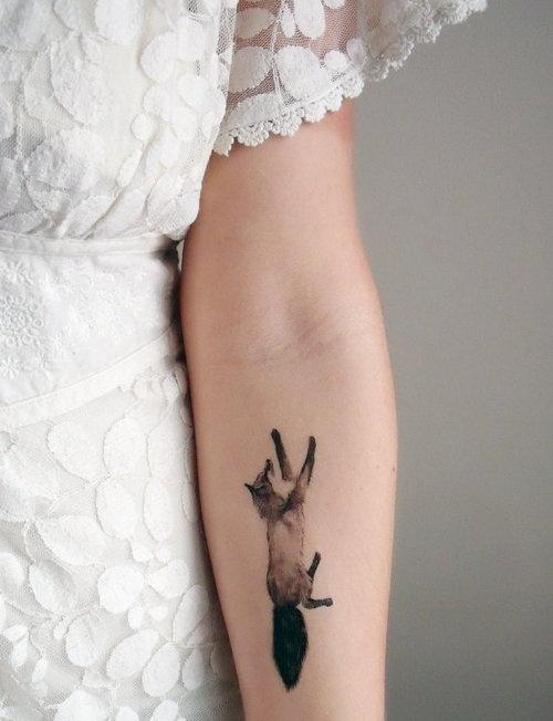 fox tattoo #tattoo #fox