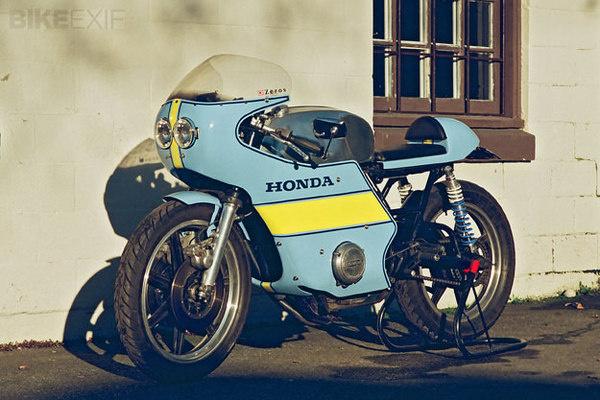 Cafe racer Honda #60s #ride #70s #honda #motorcycle