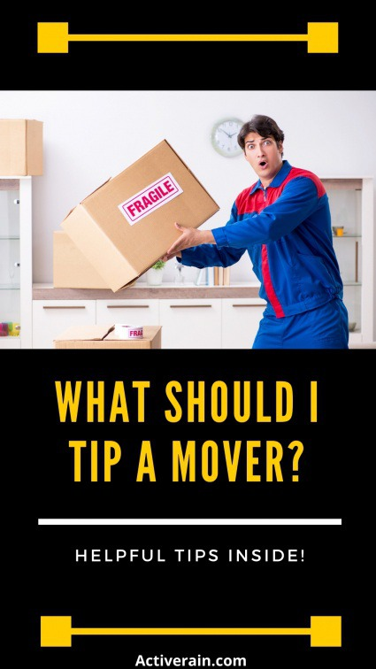 What Should You Tip a Mover?