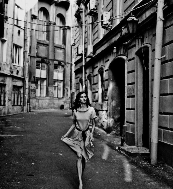 Portrait Photography by Marta Syrko #inspiration #photography #portrait