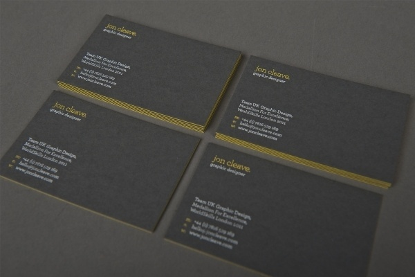 jon cleave #business #gsm #card #yellow #700 #foil #grey