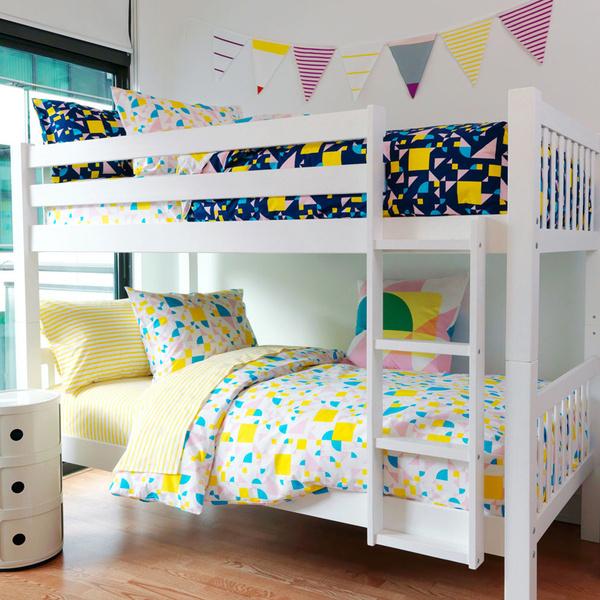 Unison bedding, Spring alexfuller.com #color