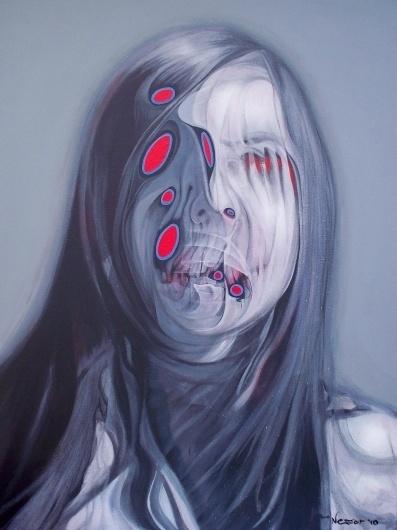 JL_Schnabel_EGGTH27.595103_large.jpg (JPEG Image, 1280x1707 pixels) #surrealism #nestor #jl #buddy #painting #art #portraits #schnabel