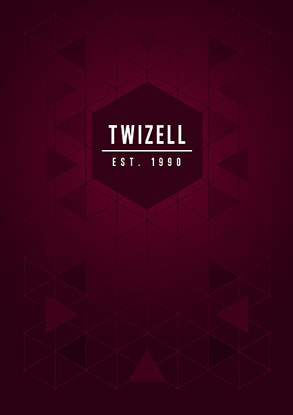 Twizell Triangles on the Behance Network #inspy