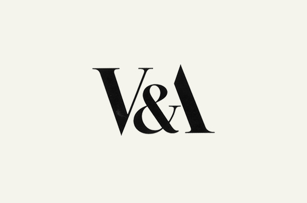 V&A #mark #fletcher #alan #logo #v&a