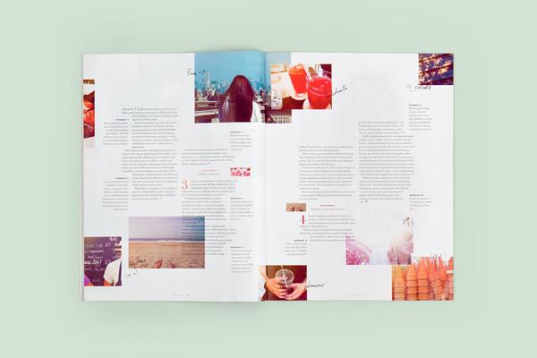Magazine Layout Inspiration 2 #layout #magazine