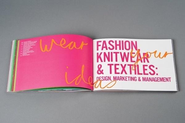 NTU Art & Design Book 10/11 : Andrew Townsend #typography