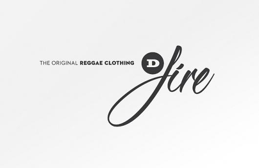 D-fire wear : Javier Suárez #logo #branding
