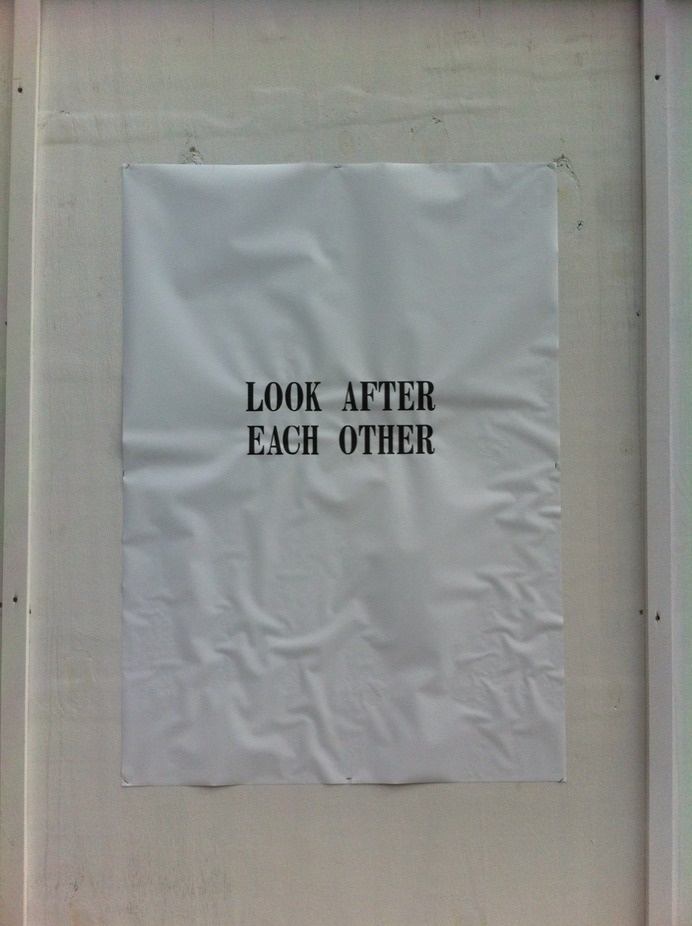 untitled (we are all that heaven allows), 1984 #after #look #each #other