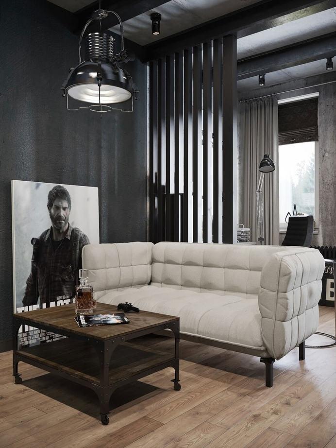 Interior design, living room