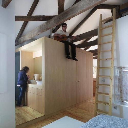 Skim Milk: Príncipe's Box House by u+a arquitectura Photo #interior #design #decor #deco #decoration