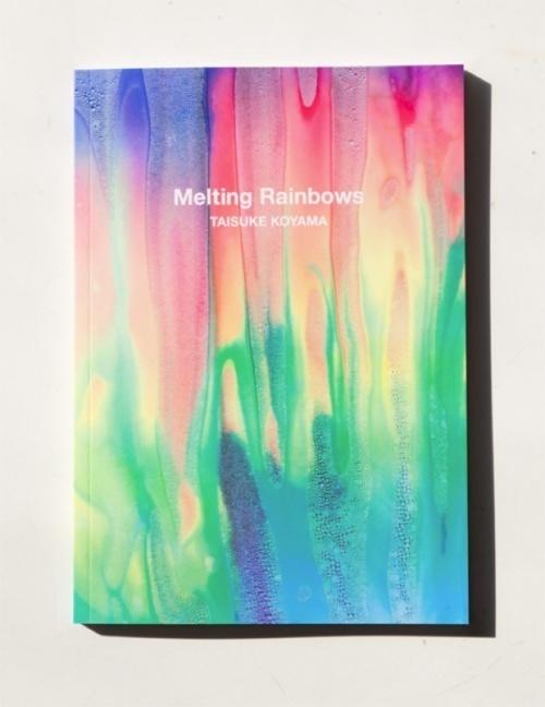 Melting Rainbows by Taisue Koyama #cover #artwork #design #book