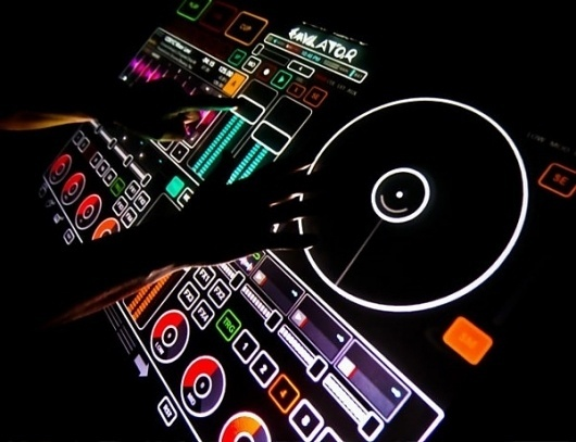 Emulator – The next generation of DJ performance technology | flylyf #dj #emulator #software