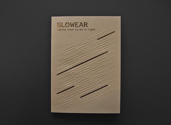Everyday Workshop » Slowear #cover